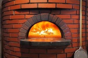 печь для пиццы своими руками